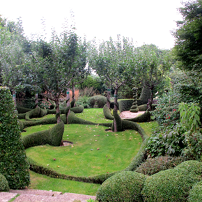 Jardin du Grand Launay